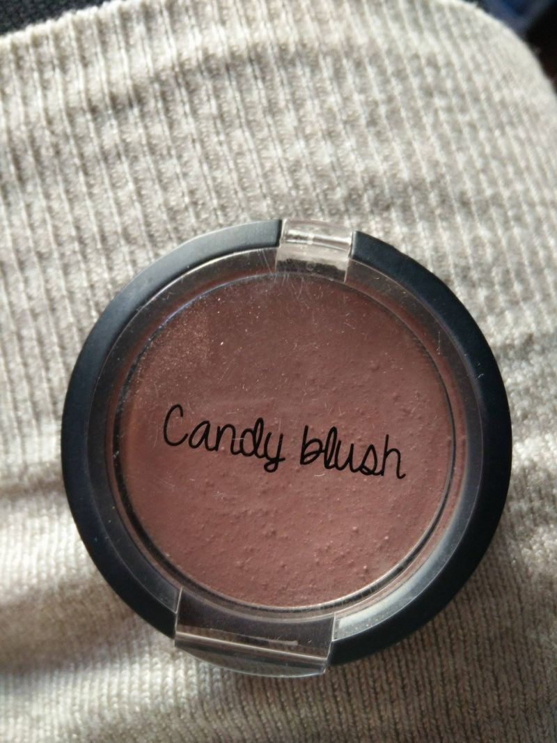 Swatch Candy Blush, Adopt by Réserve Naturelle