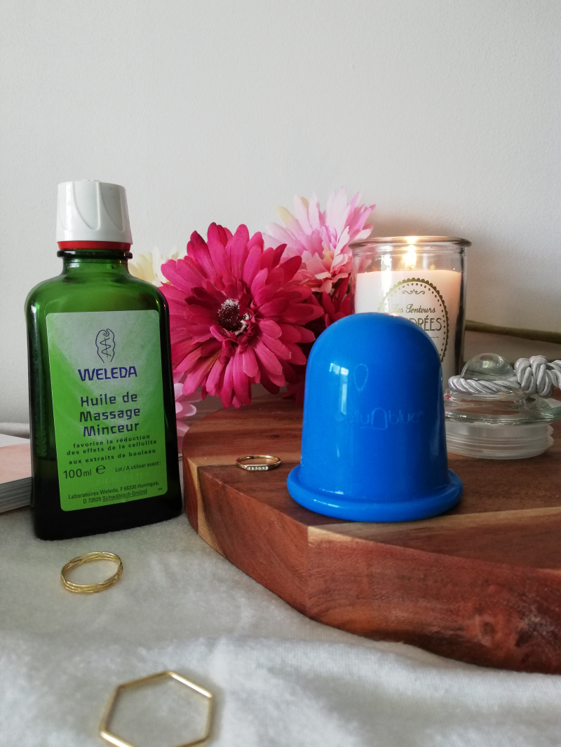 Swatch Huile de Massage Minceur, Weleda