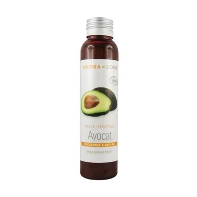 Swatch Huile Végétale d'Avocat Bio, Aroma-Zone