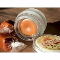 Swatch Baume à lèvres bio au karité et au caramel, Aroma-Zone