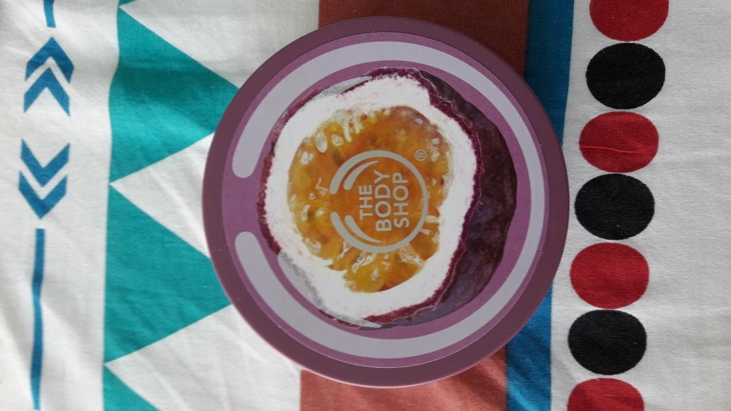 Swatch Beurre Corporel Fruit De La Passion, The Body Shop