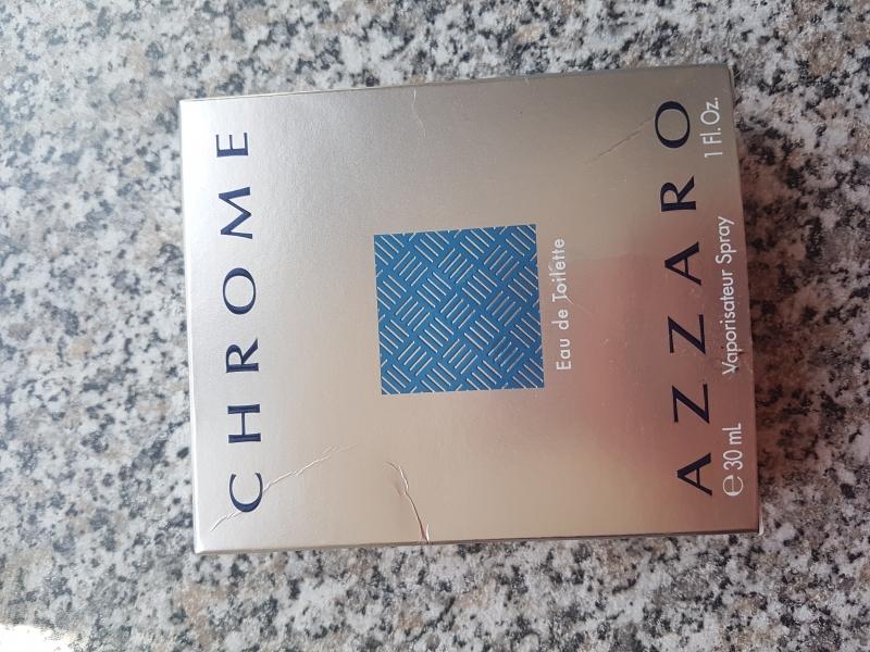 Swatch Chrome - Eau de Toilette, Azzaro