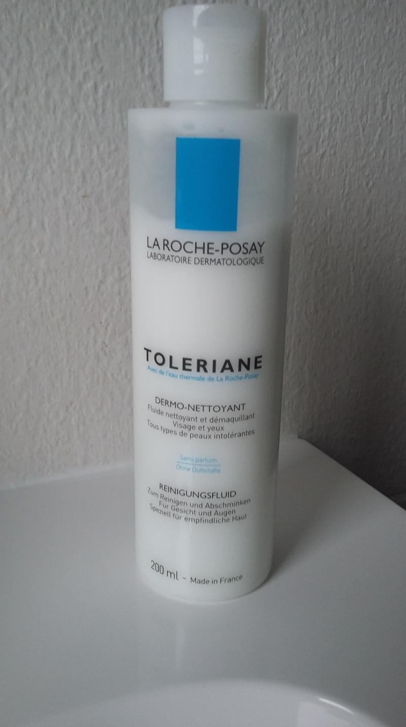 Swatch Toleriane Dermo Nettoyant, La Roche-Posay