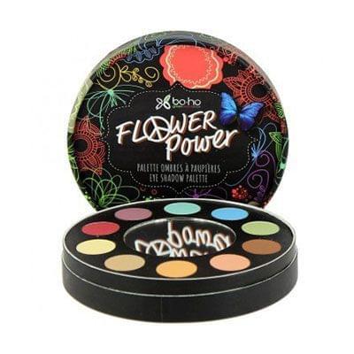 Palette Flower Power, Boho Green - Infos et avis