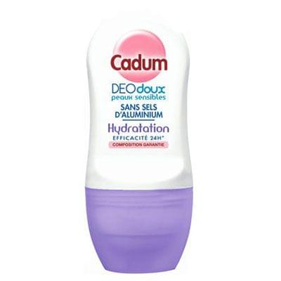 Cadum DEOdoux Peaux Sensibles Sans Sels d'Aluminium Hydratation, Cadum - Infos et avis