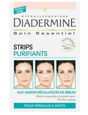 Strips Purifiants, Diadermine - Infos et avis