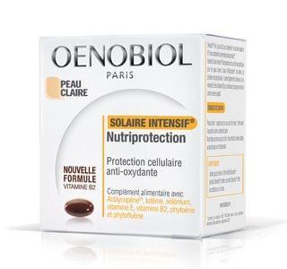 Oenobiol Solaire Intensif Nutriprotection, Oenobiol - Infos et avis