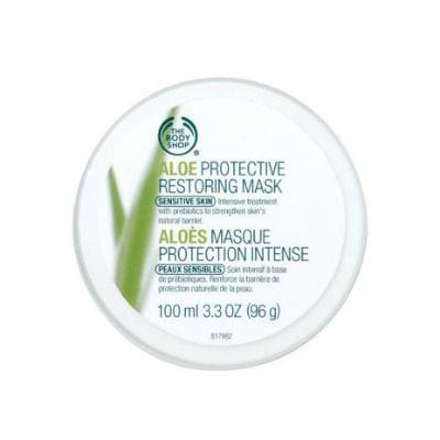 Masque protection intense Aloès, The Body Shop - Infos et avis
