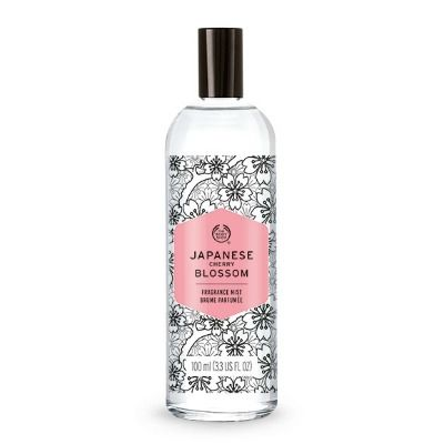 Brume parfumée Japanese Cherry Blossom, The Body Shop - Infos et avis