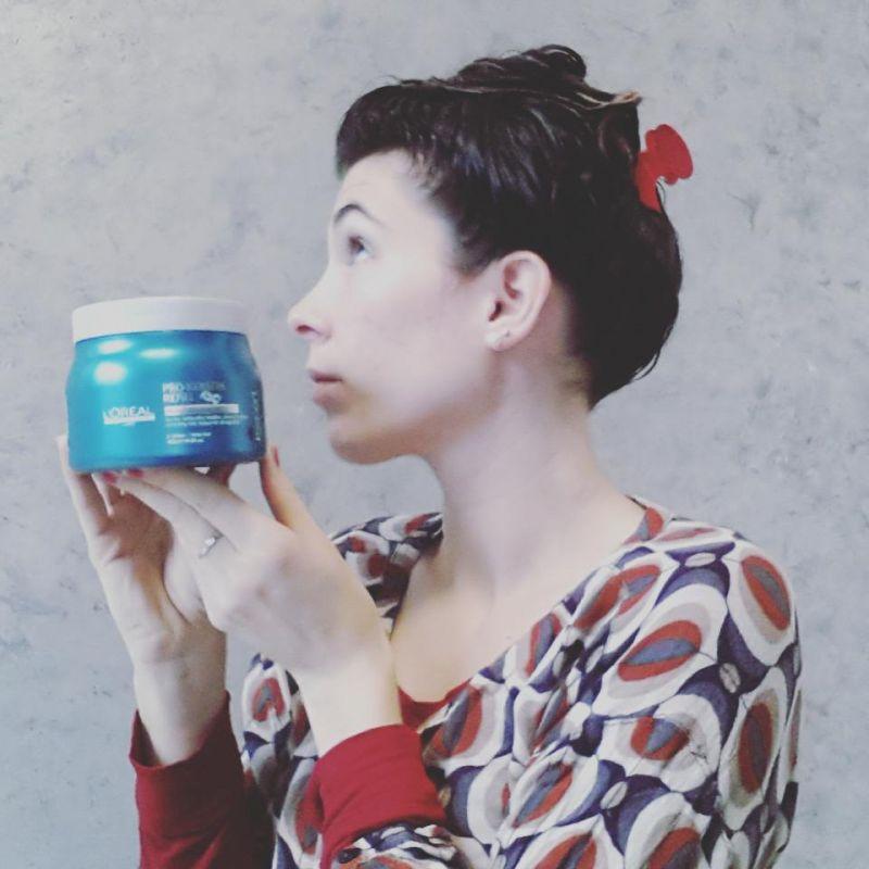 Swatch Pro-Keratin Refill, L'Oréal Professionnel