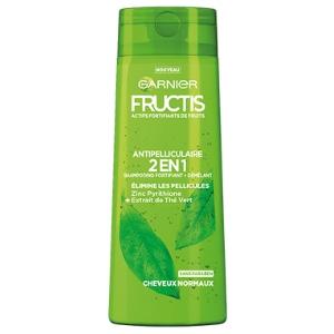 Fructis Antipelliculaire Shampooing Fortifiant 2 en 1, Garnier - Infos et avis