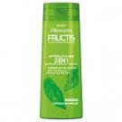 Fructis Antipelliculaire Shampooing Fortifiant 2 en 1, Garnier
