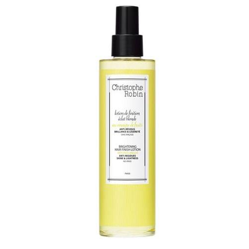 Lotion de finition éclat blonds au vinaigre de fruits, Christophe Robin : SarahXoBioty aime !
