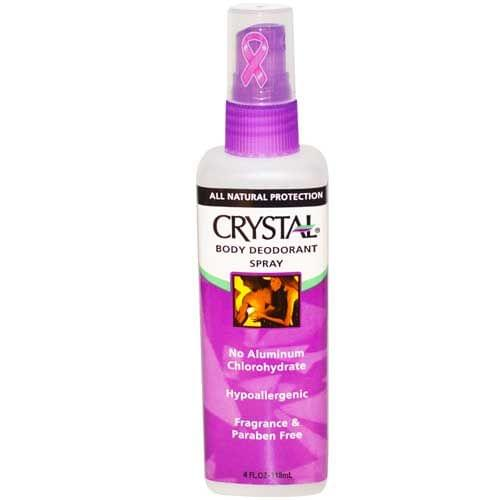 Crystal Body Deodorant Spray, Crystal Body Deodorant - Infos et avis