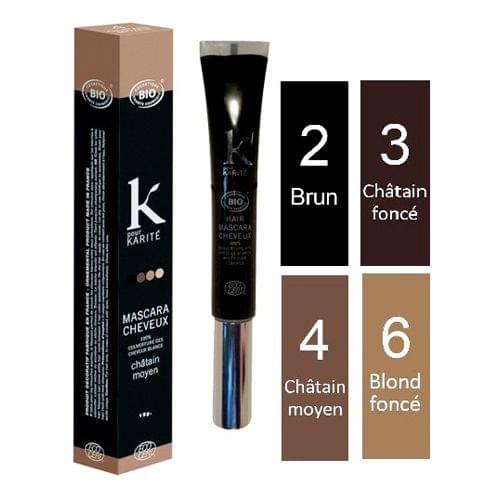 Mascara Cheveux, K Pour Karite - Infos et avis
