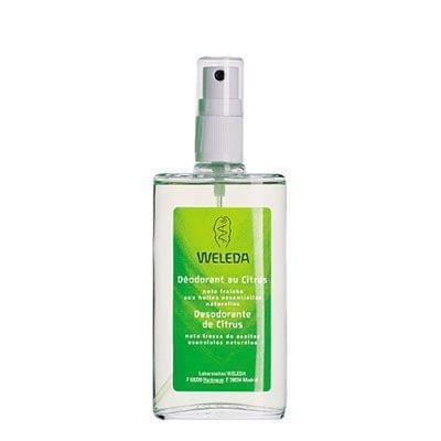 Deodorant au Citrus, Weleda - Infos et avis