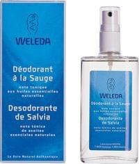 Deodorant à la Sauge, Weleda - Infos et avis