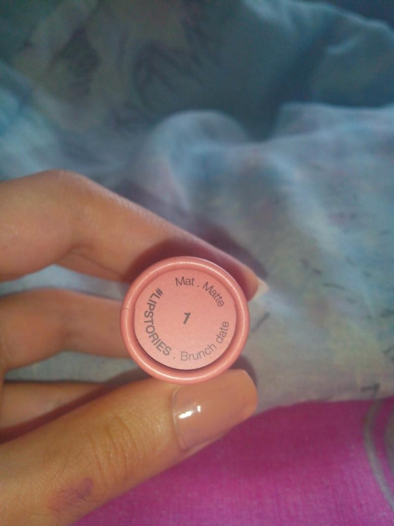Swatch Rouge à Lèvres #Lipstories Effet Mat, Crème ou Métallique, Sephora