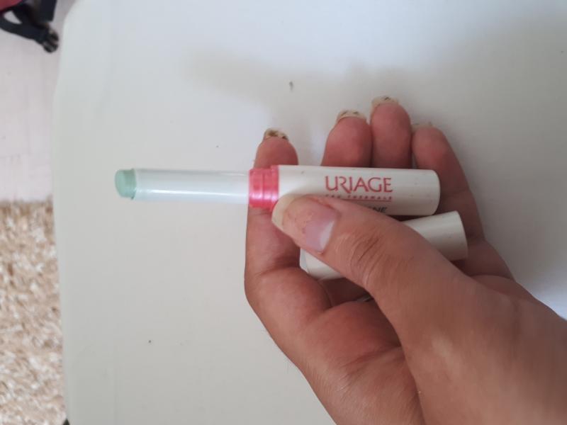 Swatch Stick correcteur anti-rougeurs - Roséliane, Uriage