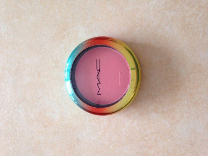 Swatch Fard à Joues Wash & Dry, Mac