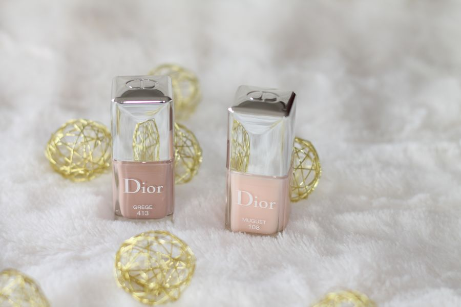 Swatch Dior Vernis - Haute Couleur Brillance  Tenue ultime, Dior