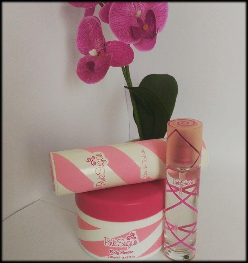Swatch Pink Sugar Body Mousse, Aquolina