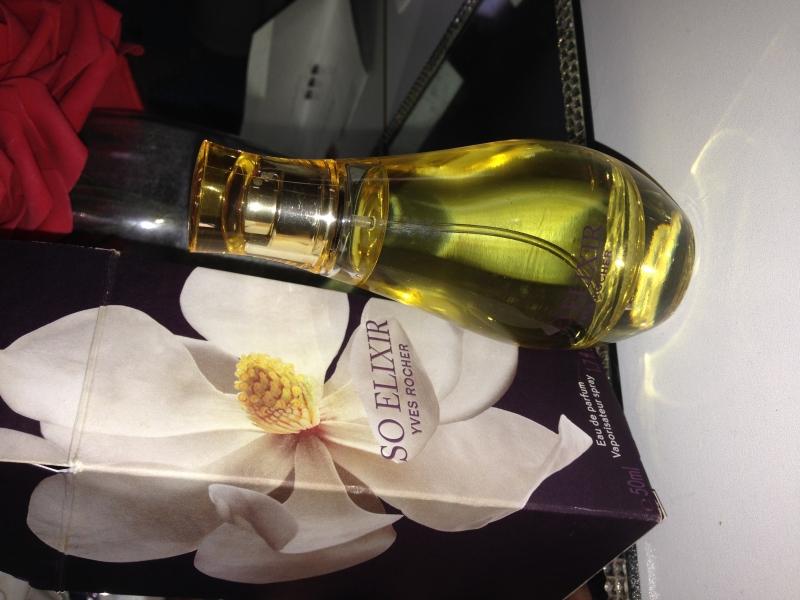 Swatch Eau de Parfum So Elixir, Yves Rocher