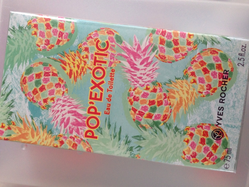 Swatch Pop'Exotic - Eau de Toilette 75 ml - Animation ETE 2016, Yves Rocher