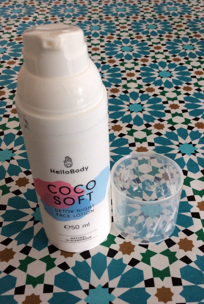 Swatch Coco soft, HelloBody