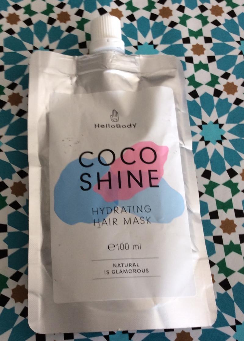 Swatch Coco Shine Hair Mask, HelloBody