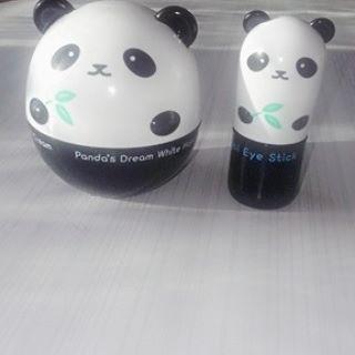 Swatch Panda's Dream White Hand Cream, Tonymoly