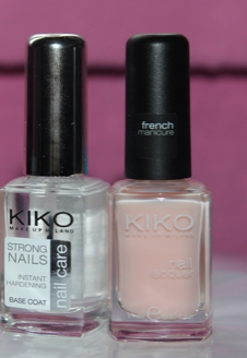 Swatch Strong Nails, Kiko