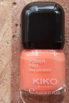 Swatch Power Pro Nail Lacquer, Kiko