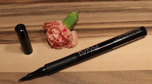 Swatch Ultimate Pen Long Wear Eyeliner, Kiko