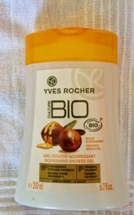 Swatch Gel douche nourrissant à l'huile d'Argan Bio - Culture BIO, YVES ROCHER