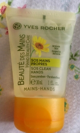 Swatch SOS Mains Propres, Yves Rocher
