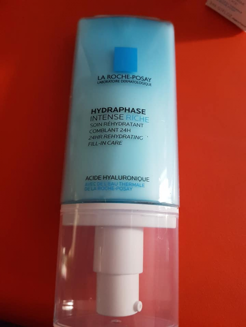 Swatch HYDRAPHASE INTENSE LEGERE CREME POMPE 50ML, La Roche-Posay