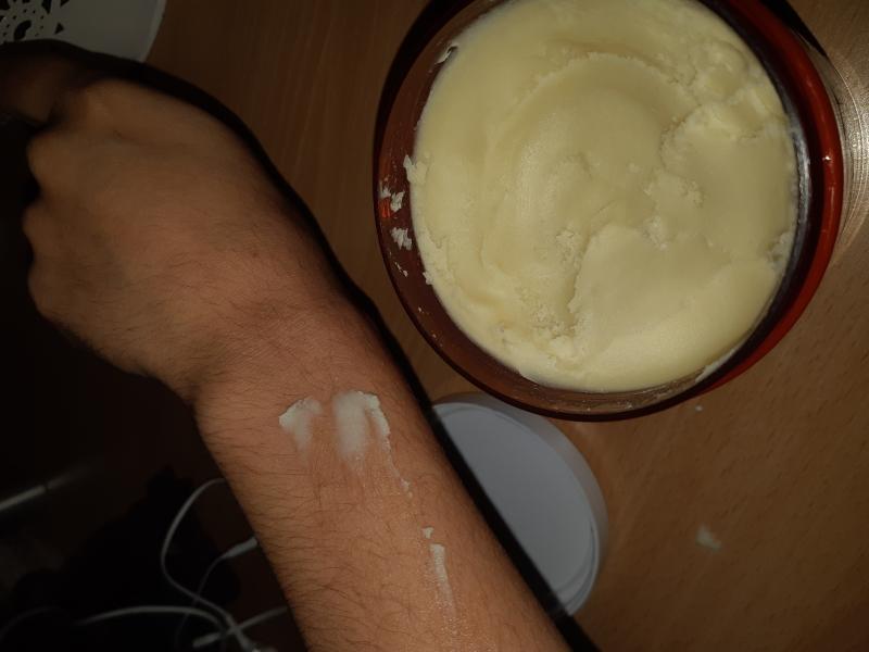 Swatch Beurre de karité, Aroma-Zone