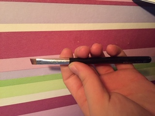 Swatch Pinceau Eye Liner, Yves Rocher