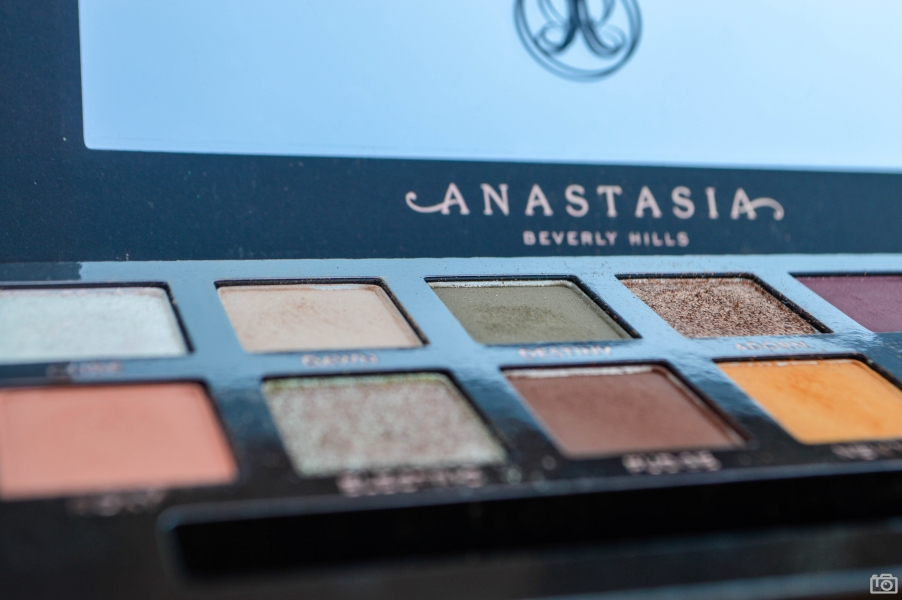 Swatch Subculture Palette, Anastasia Beverly Hills