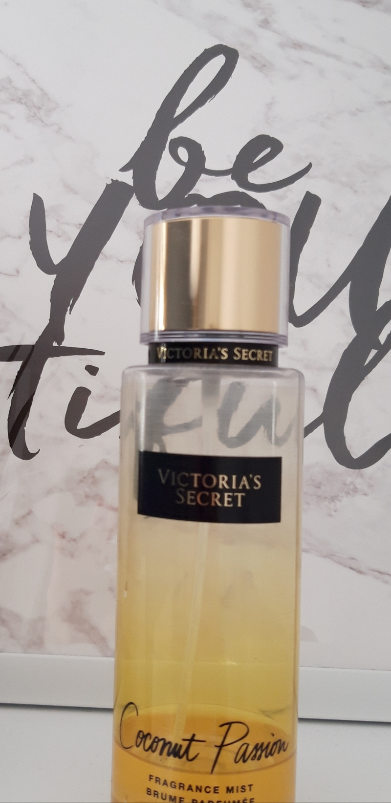 Swatch Brume Parfumée, Victoria's secret
