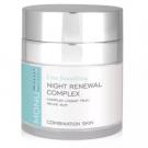 Night Renewal Complex, Monu Professional Skincare - Soin du visage - Crème de nuit