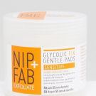 Glycolic Fix Daily Cleansing Pads, Nip fab