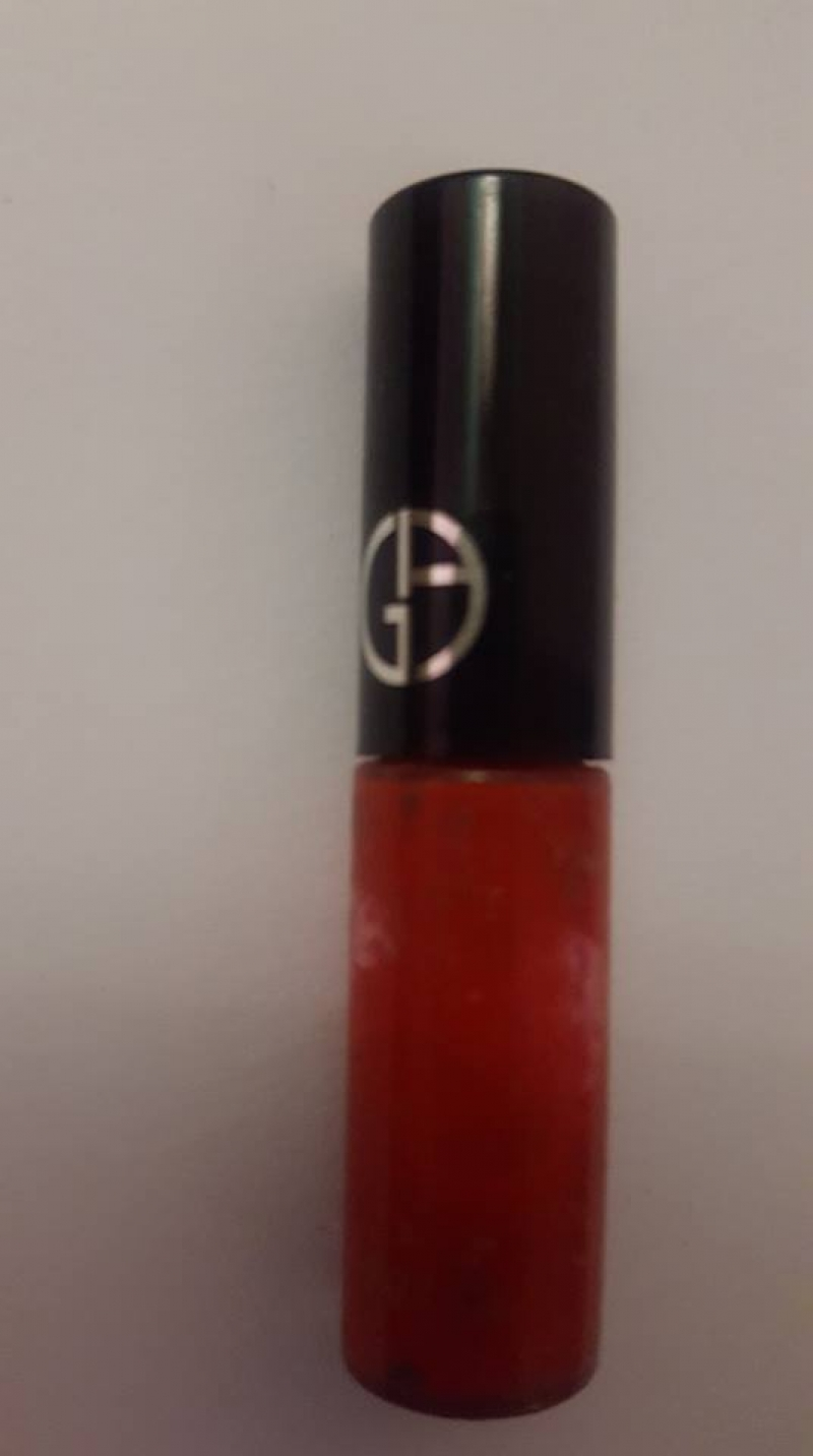 Swatch Ecstasy Lacquer - Rouge Laque, ARMANI