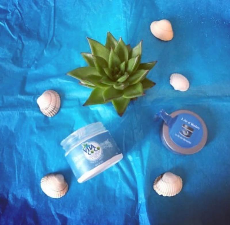 Swatch Coconut Oil - Huile de Coco, Vita Coco