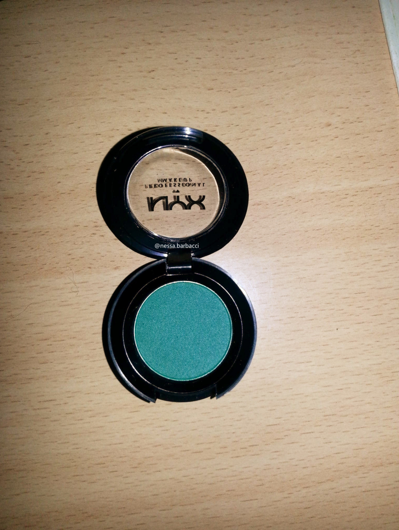 Swatch Nude Matte Shadow, NYX