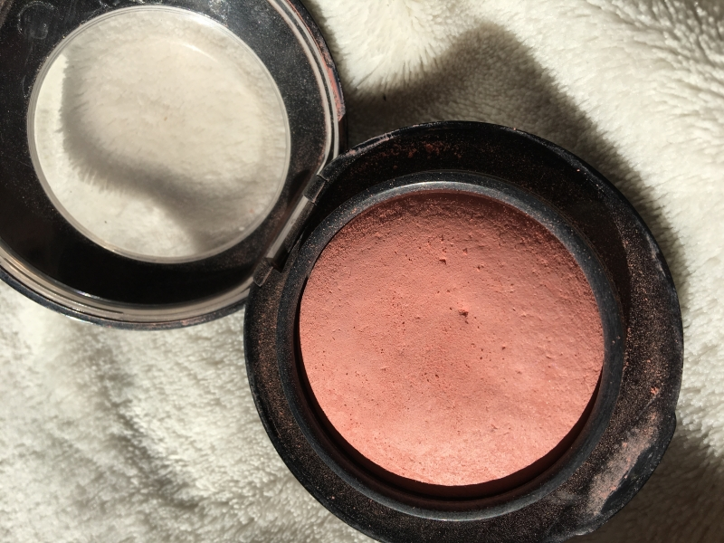 Swatch Fard à Joues Mineralize, Mac