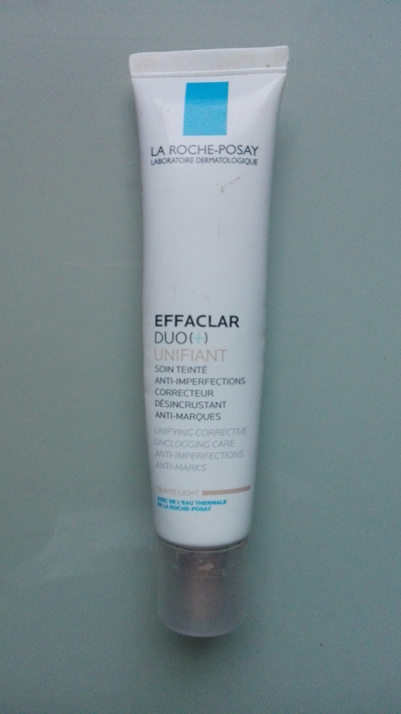Swatch Effaclar Duo Plus, La Roche-Posay