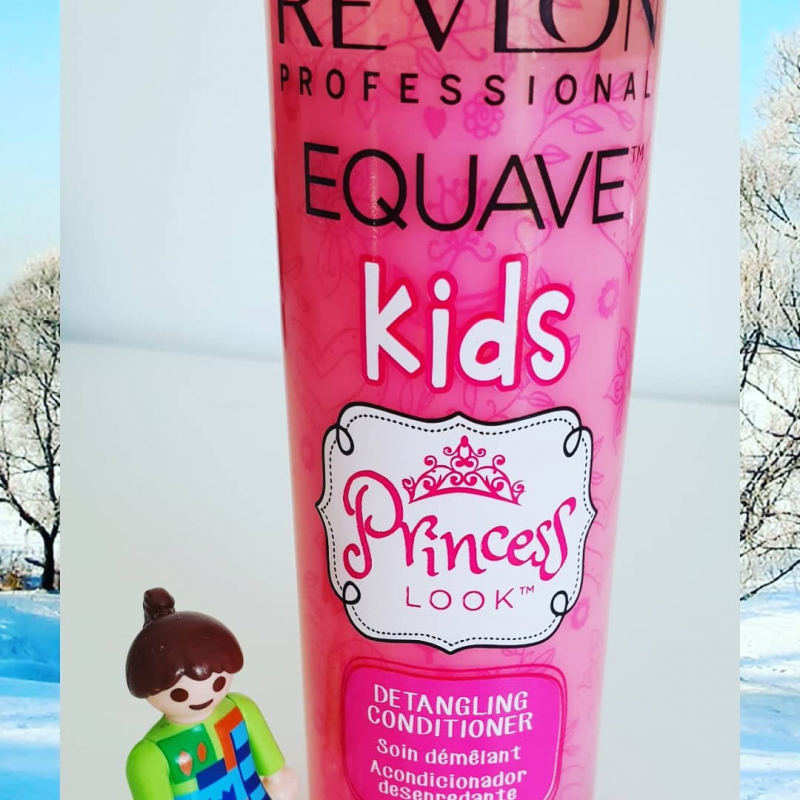 Swatch Spray démêlant Equave kids Revlon 200ML, Revlon Professional