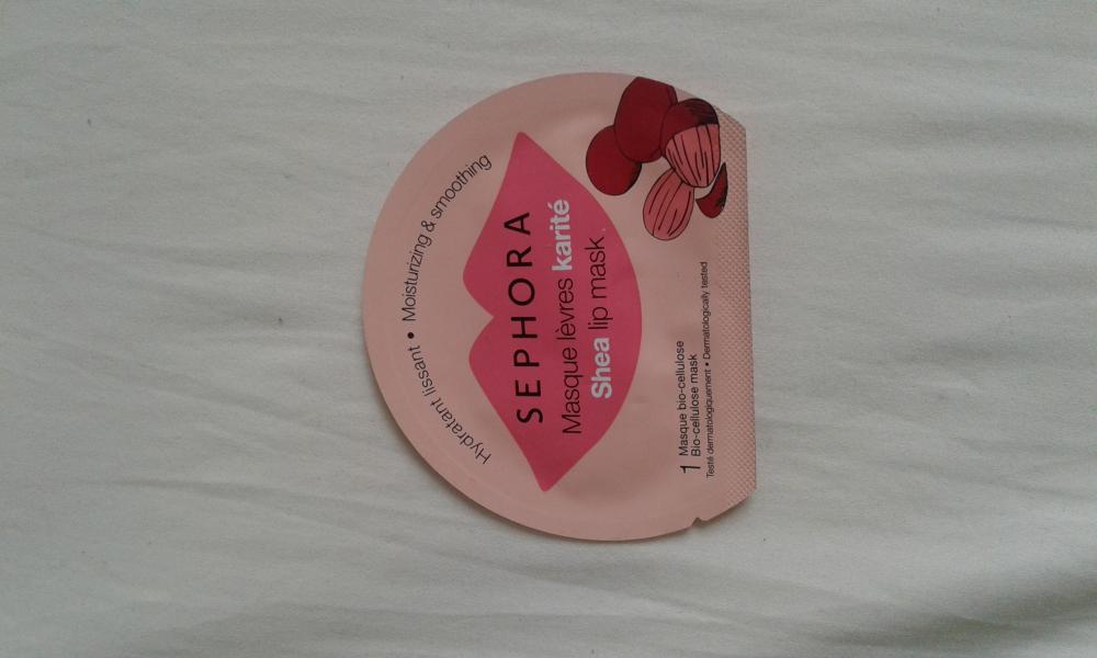 Swatch Masque lèvres, Sephora